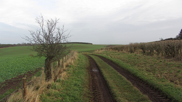 Nottylees to Wark road