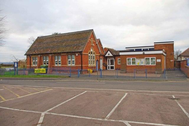 Broadheath Church of England Primary School (2), Sailor's Bank, Lower Broadheath