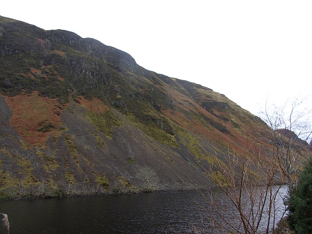 Loch Awe, Pass of Brander