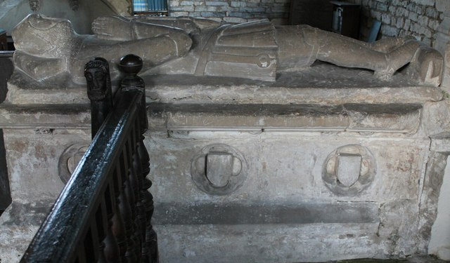 Tomb probably of Sir William Disney