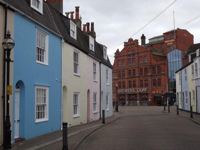 Cove Street, Weymouth