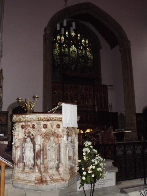 Holy Trinity, Weymouth
