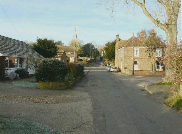 Water Farm, Duck Street, Elham