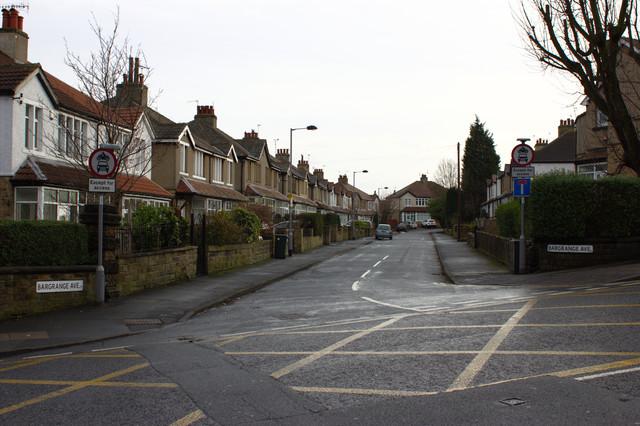 Bargrange Avenue