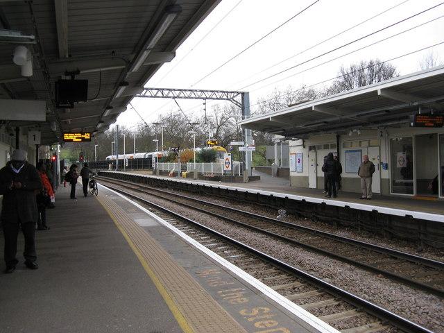 Gospel Oak Station, London Overground