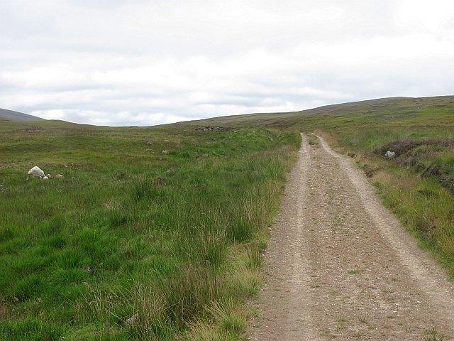 Craggie road