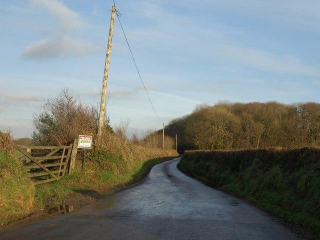 Lane to Cadditon