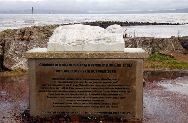 The Forsberg Memorial