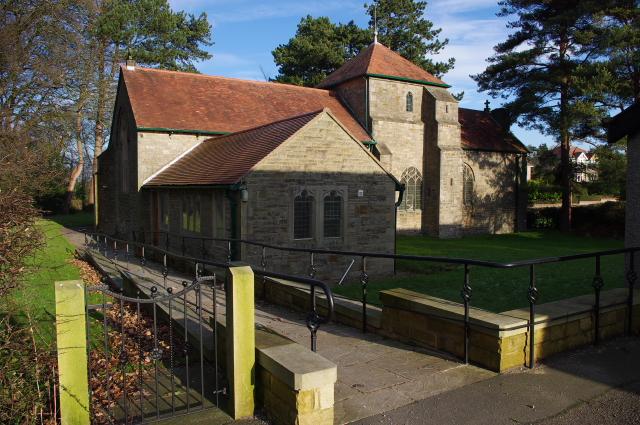 St Lukes Church, Slyne with Hest
