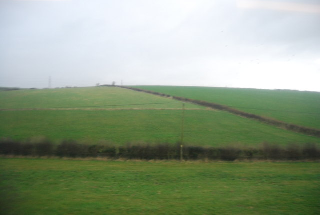 Farmland near Kingston Russell