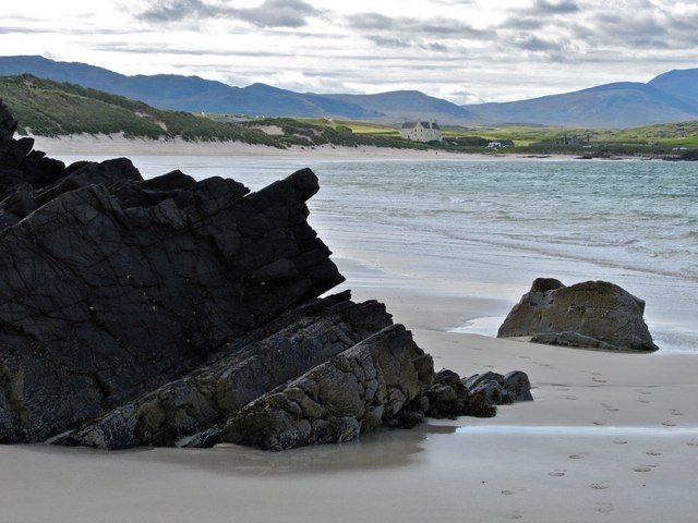 Balnakeil Bay from the north