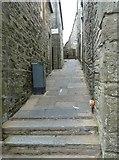 HU4741 : Reform Lane, formerly Tait's Closs, Lerwick - (West)  by Rob Farrow