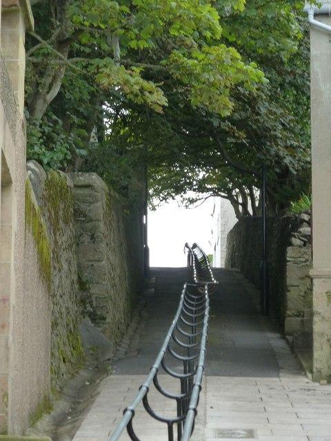 Bank Lane, formerly Swallow Lane, Lerwick (2)