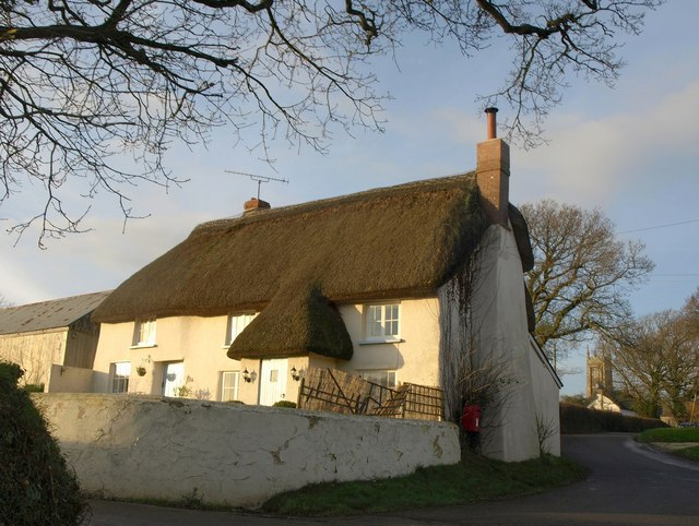 Cottage at Bondleigh