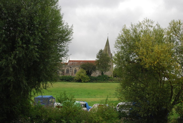 Church of St Mary, East Farleigh
