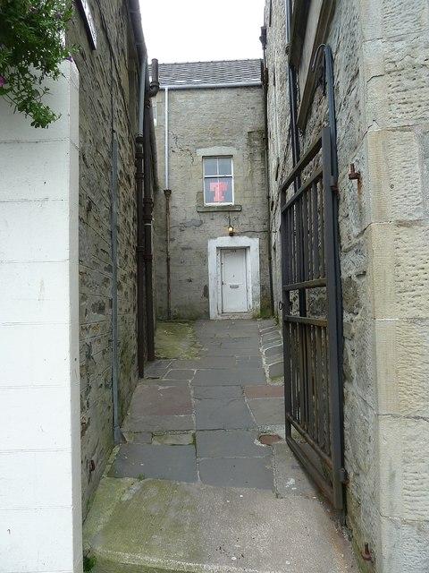 Heddle's Court, Lerwick