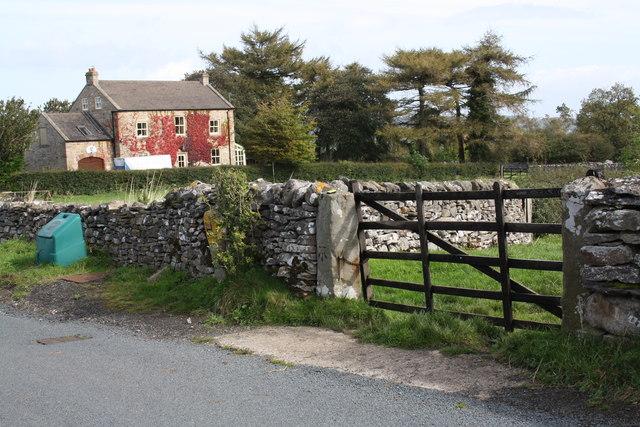 Grassgill Lane gateway