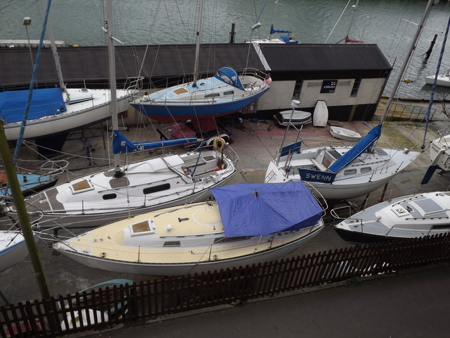 High and Dry at Weymouth