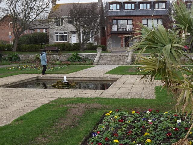Sandsfoot Castle Gardens