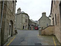 HU4741 : Commercial Street east of Church Road, Lerwick by Rob Farrow