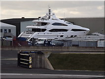 SY6874 : Osprey Quay by Colin Smith
