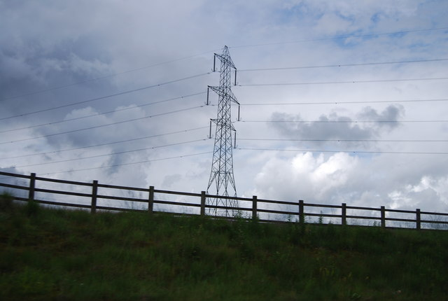 Pylon by the M74