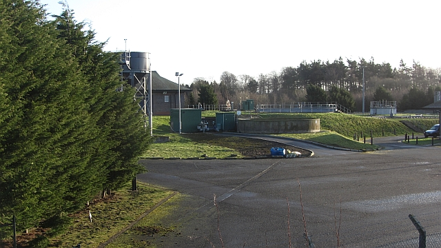Ormiston Sewage Works