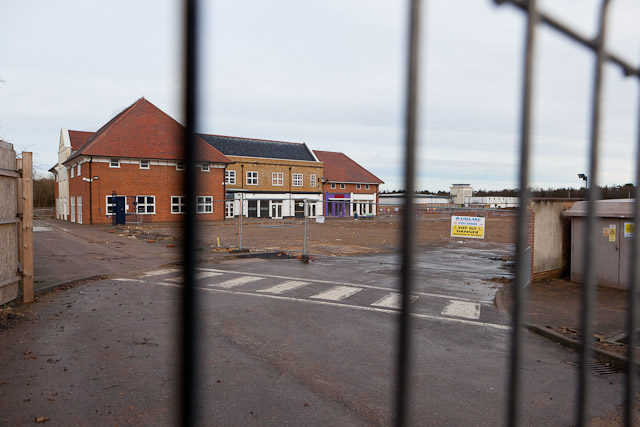 Redevelopment of Whiteley Outlet Shopping Centre