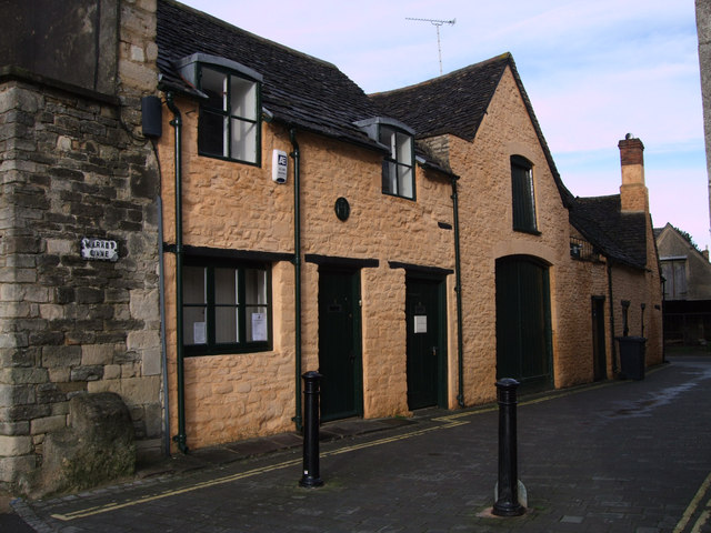 Offices of the Old Corporation, Market Street, Malmesbury