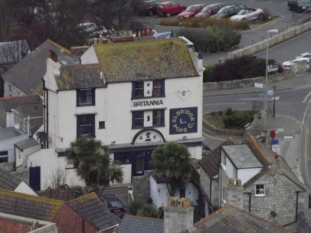 Britannia, Fortuneswell
