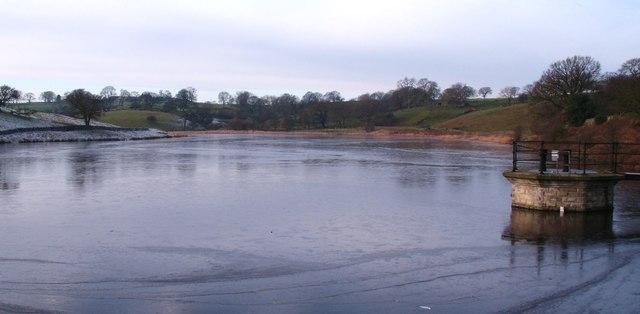 John O' Gaunt reservoir