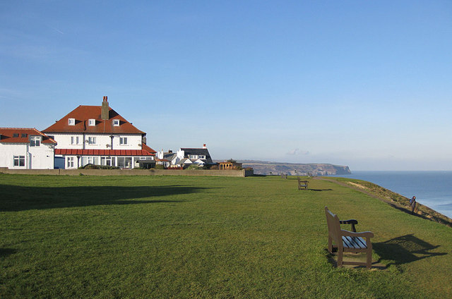 Cleveland Way at West Cliff