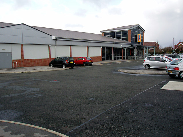 Aldi Superstore, Thornton.