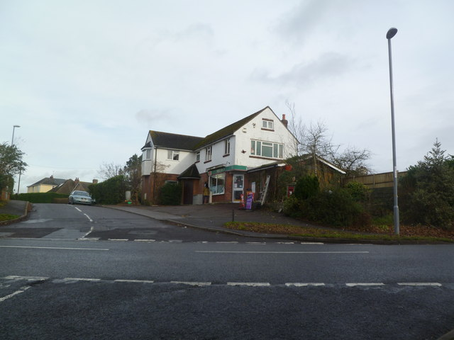 Corfe Mullen Post Office