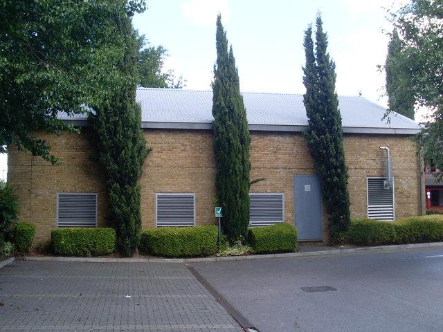 Telephone Exchange, Slough Trading Estate (2)