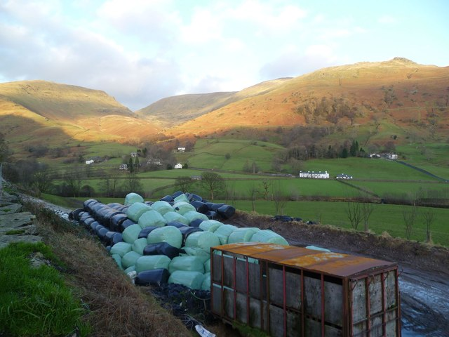 Silage and Scenery