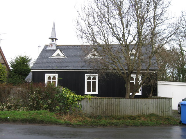 The Old Church, Ashington