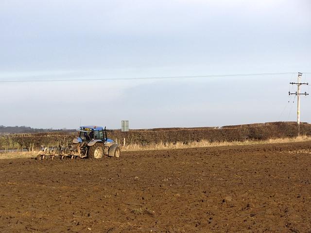 Ploughing, Saltoun