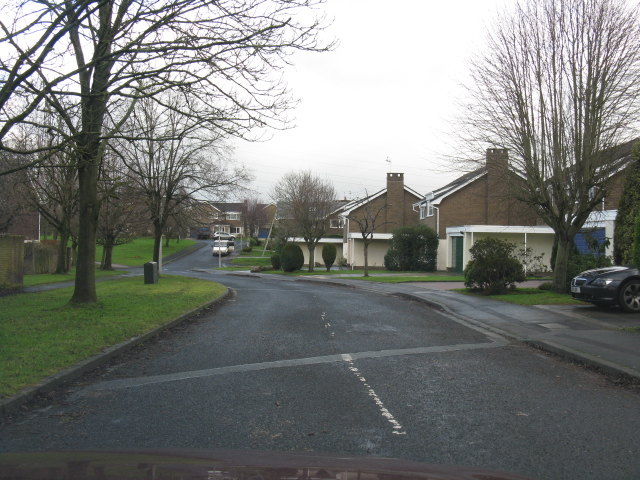 Knutsford - Malvern Road