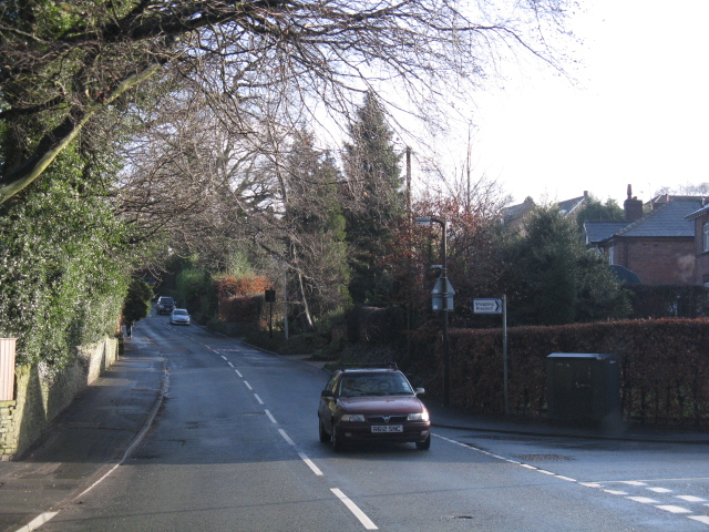 Macclesfield - Ivy Lane at Valley Road