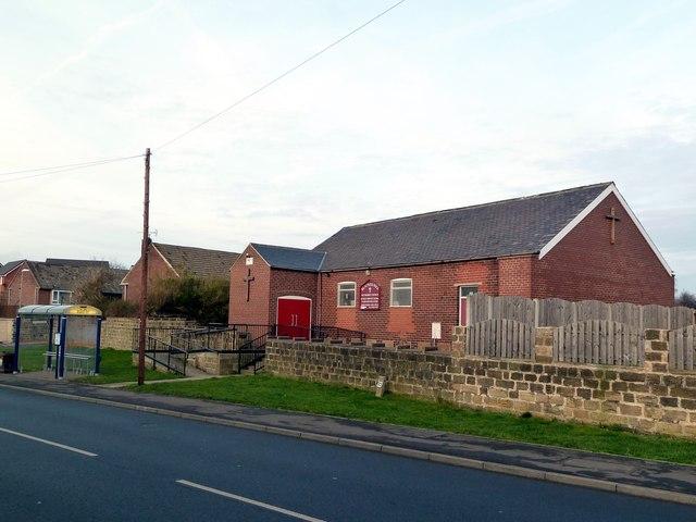Blacker Hill Methodist Church