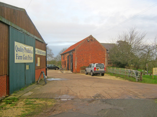 Old Hall Farm Shop