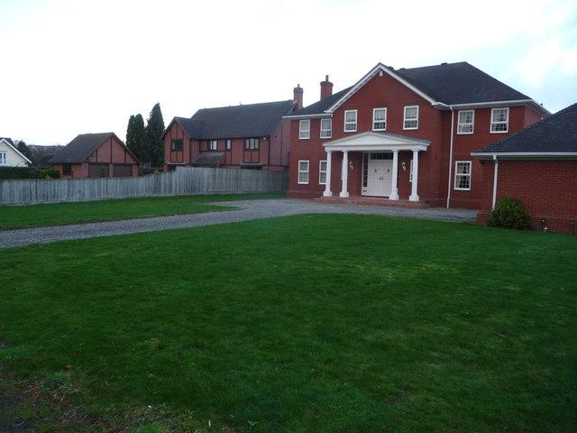 Two properties on Silver Birch Drive, Shrewsbury