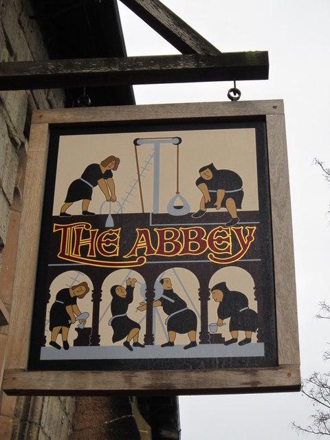 The Abbey public house