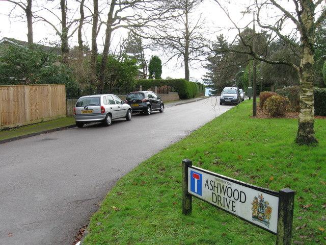 Ashwood Drive, Broadstone