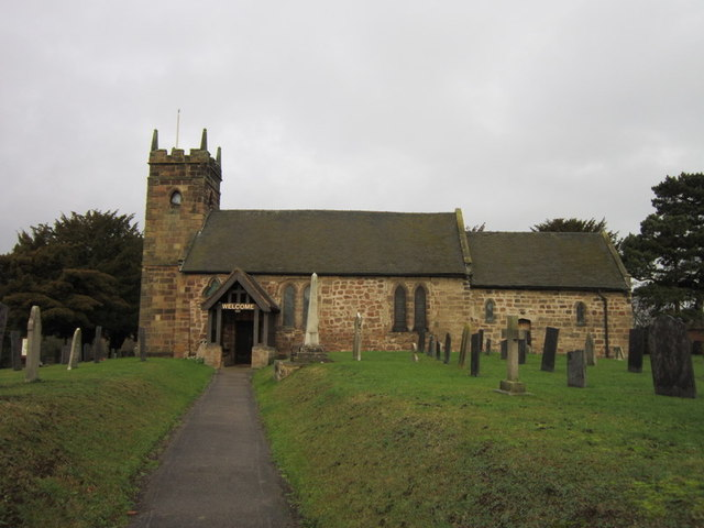 St Michael's Church, Willington