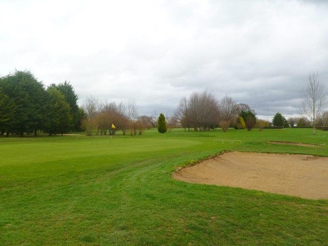 Sturminster Marshall, golf course