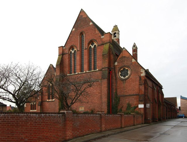 St George, Hertford Road, Freezy Water