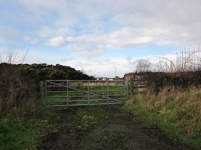 Farmland Gate