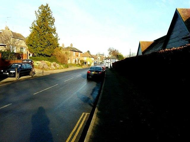 New Road, Elham